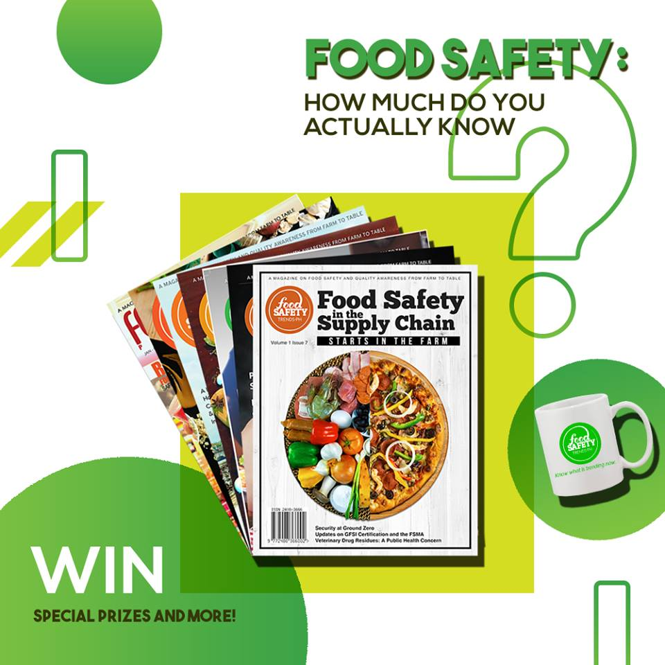 Food Safety: How Much Do You Actually Know?