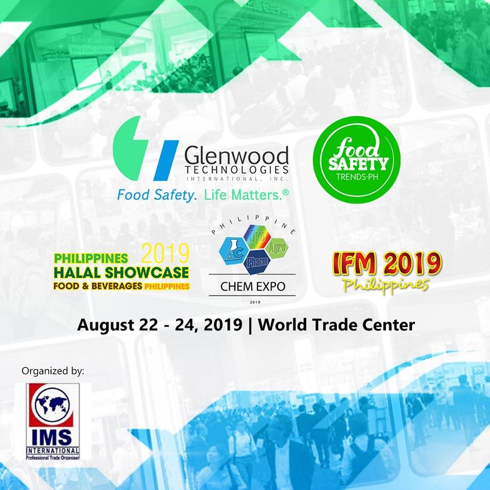Chemexpo Philippines 2019, F&B Philippines 2019, and IFM 2019 Philippine