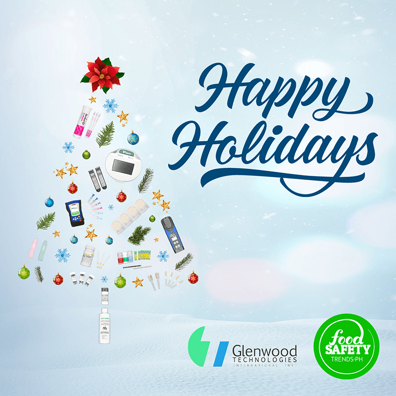 Happy Holidays from Glenwood Technologies International!