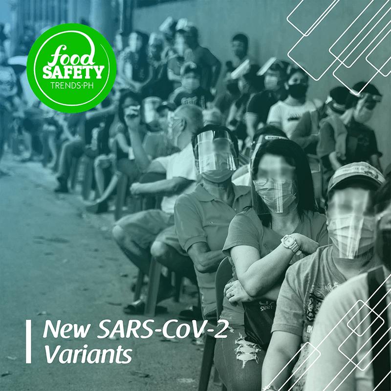 New SARS-CoV-2 Variants