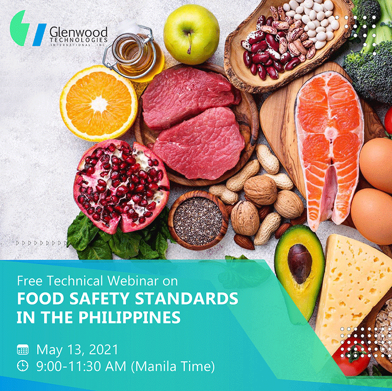 Webinar: Food Safety Standards in the Philippines