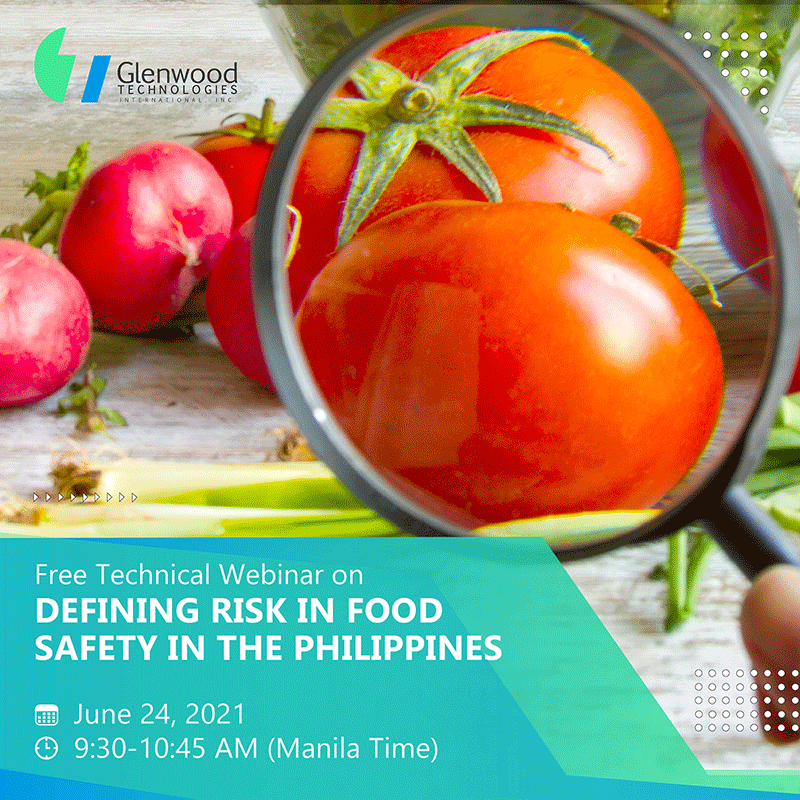 Webinar: Defining Risk in Food Safety in the Philippines