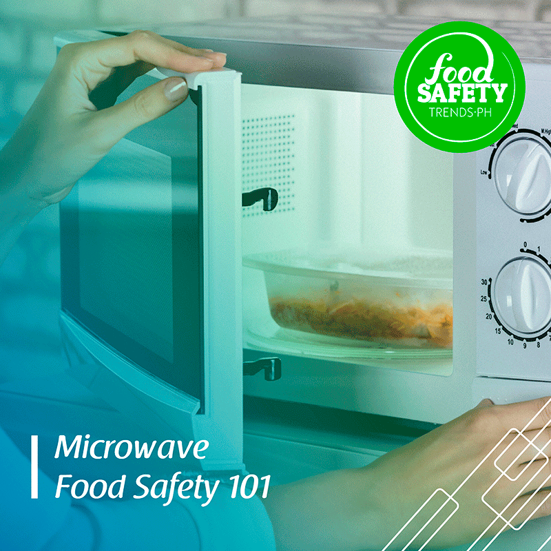 Microwave Food Safety 101