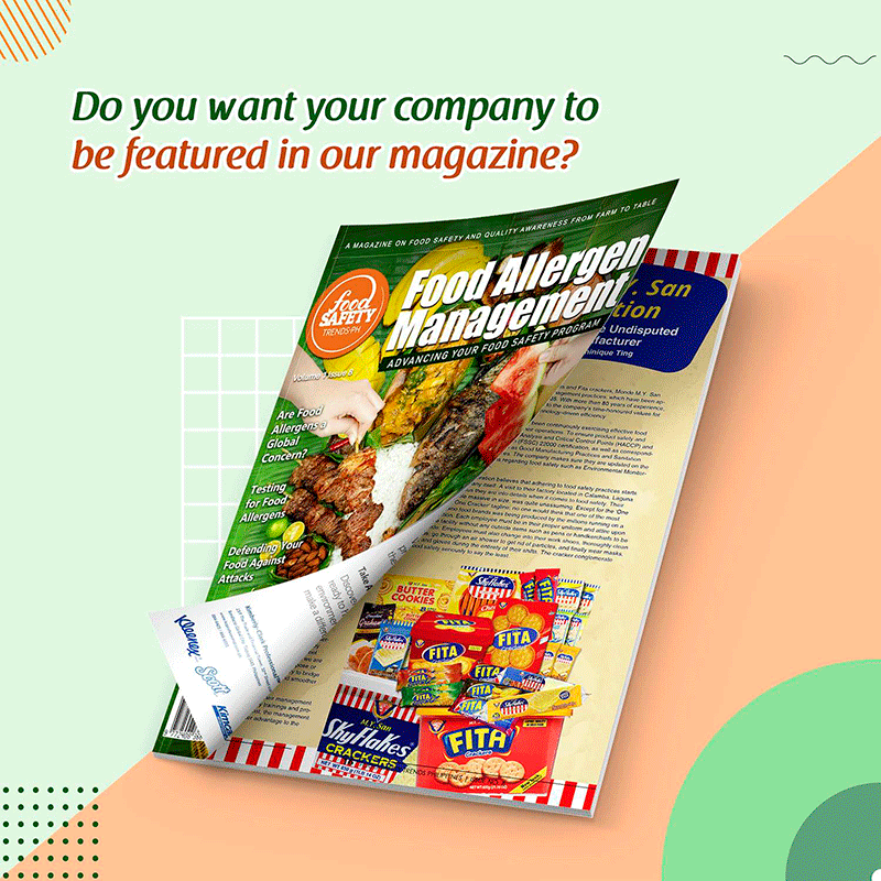 Do you want your company to be featured in our magazine?
